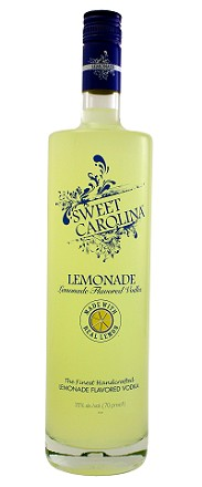 Sweet Carolina Vodka Lemonade